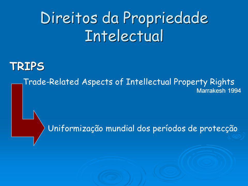 Direitos da Propriedade Intelectual