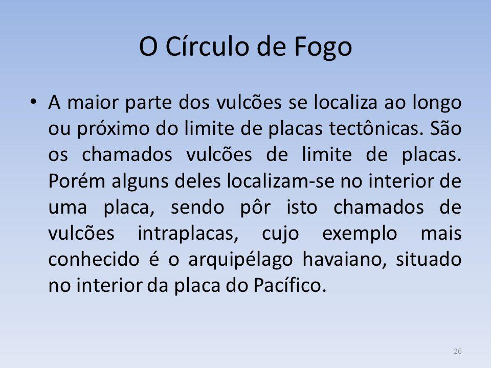 O Círculo de Fogo