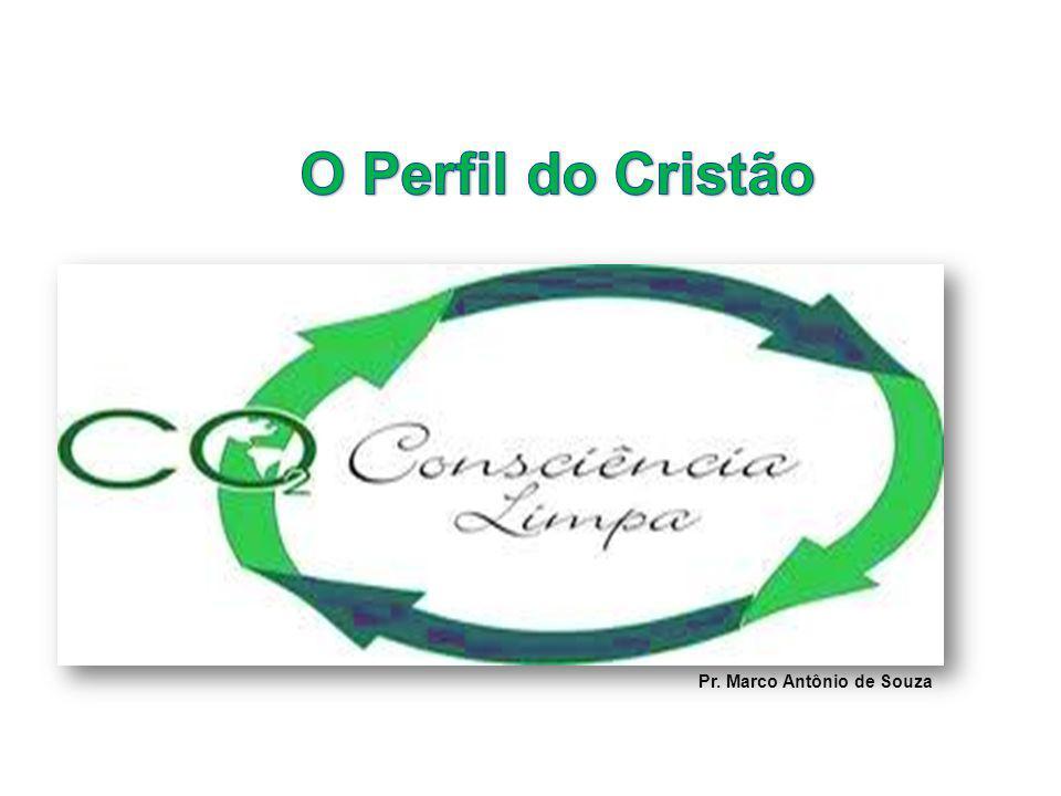 Pr. Marco Antônio de Souza