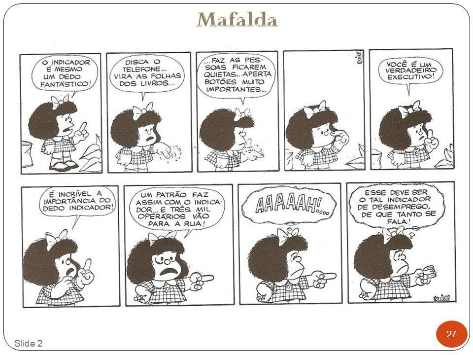 Mafalda 27 Slide 2