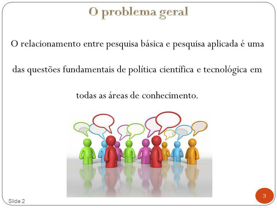 O problema geral