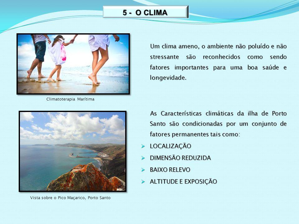 5 - O CLIMA