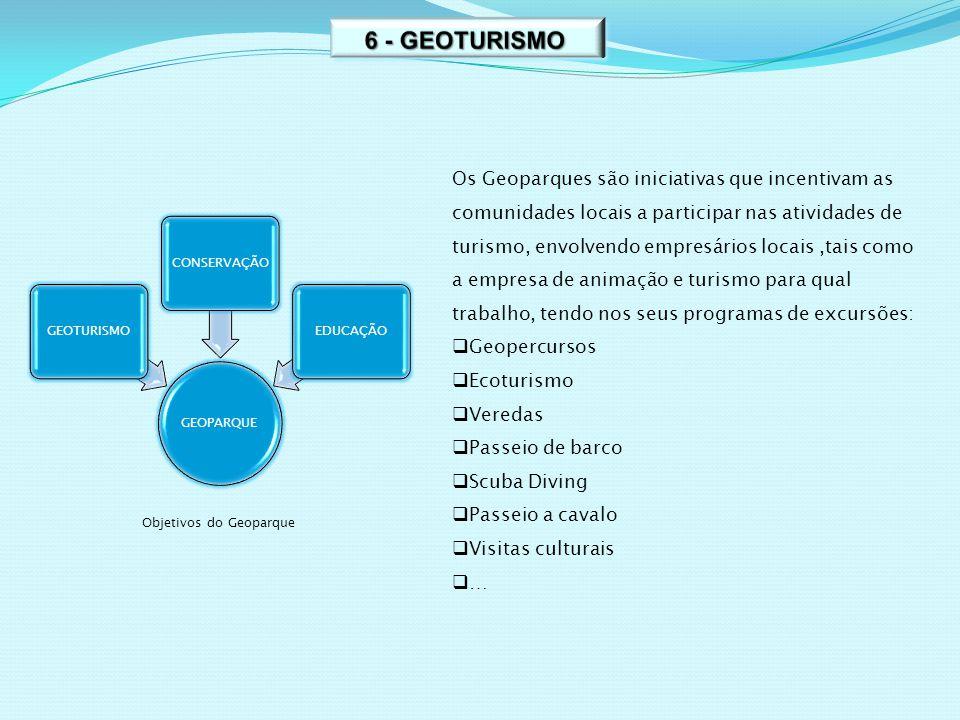 6 - GEOTURISMO