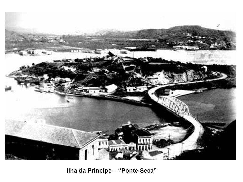 Ilha da Príncipe – Ponte Seca