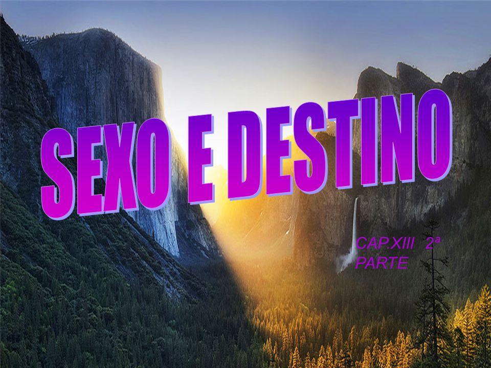 SEXO E DESTINO CAP.XIII 2ª PARTE