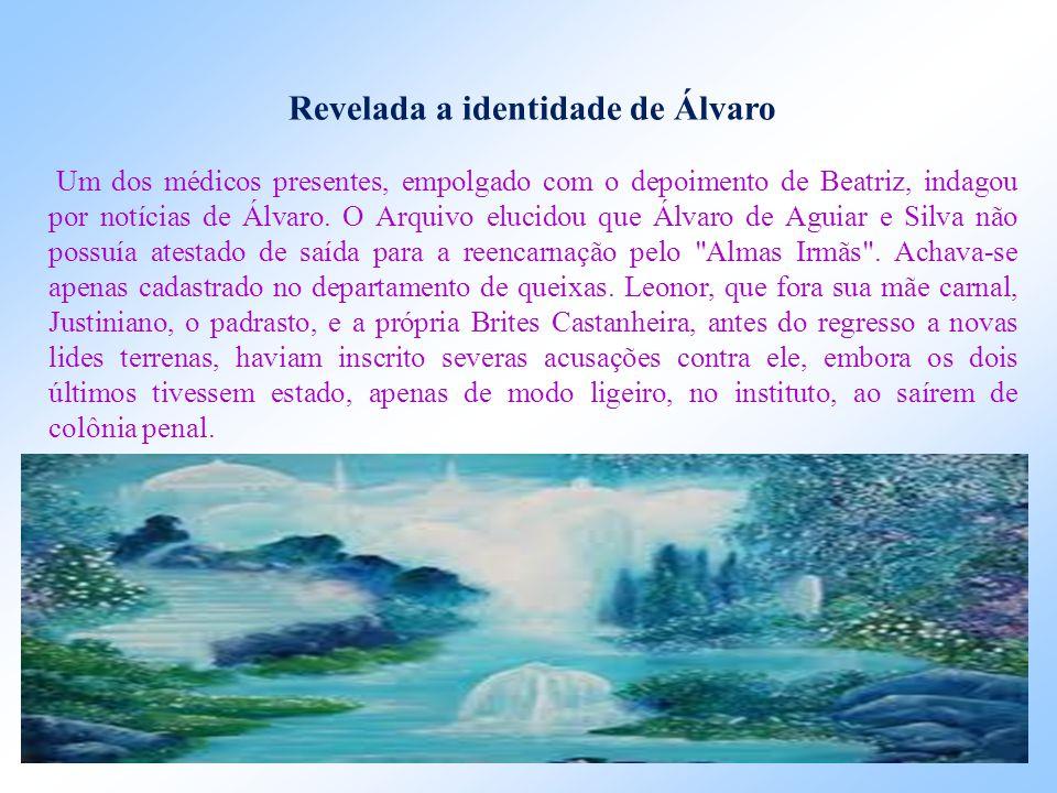 Revelada a identidade de Álvaro