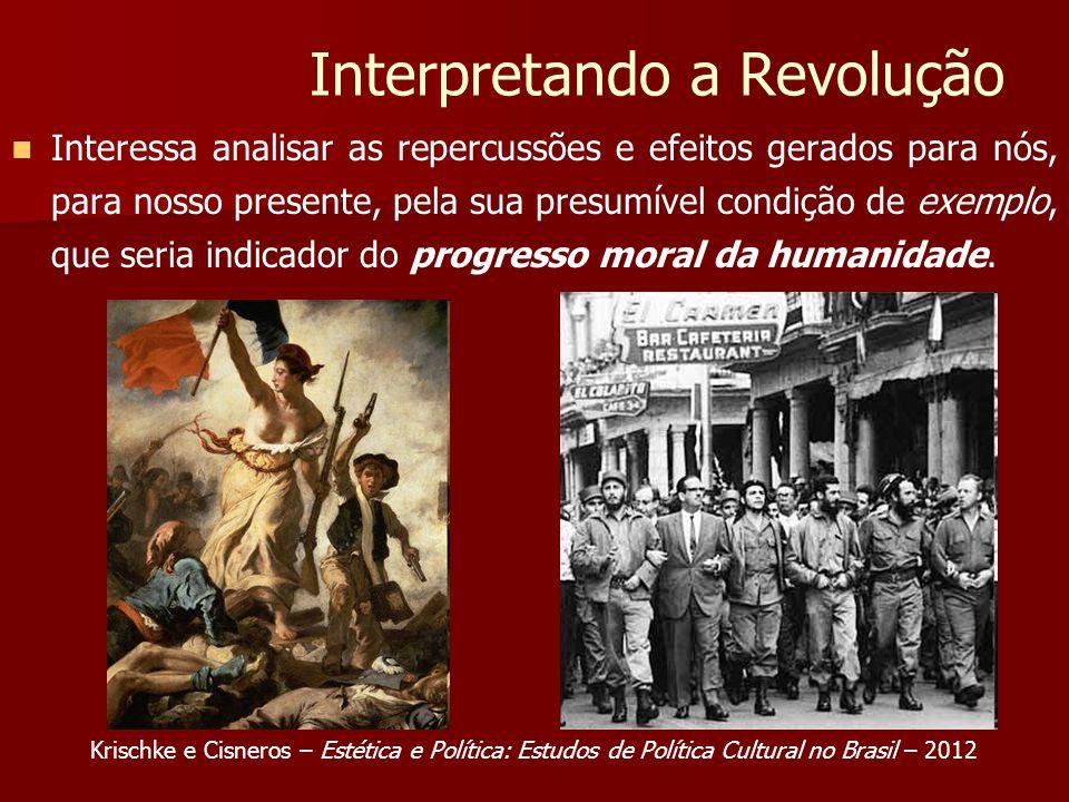 Interpretando a Revolução