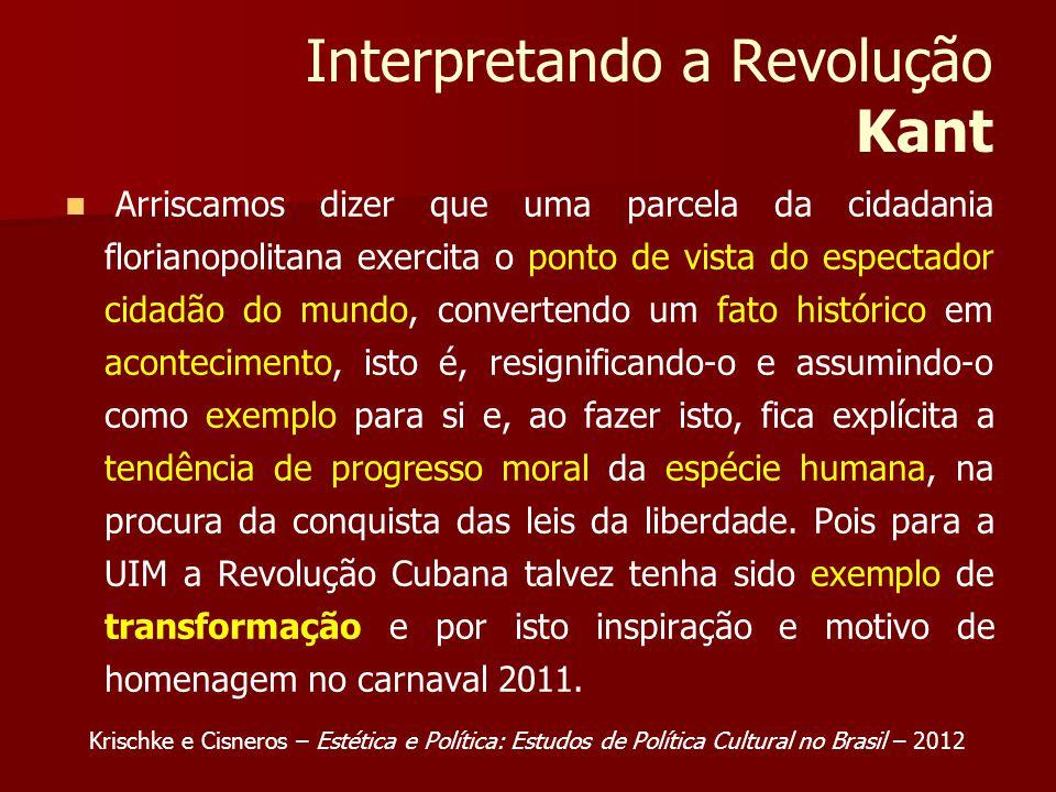 Interpretando a Revolução Kant