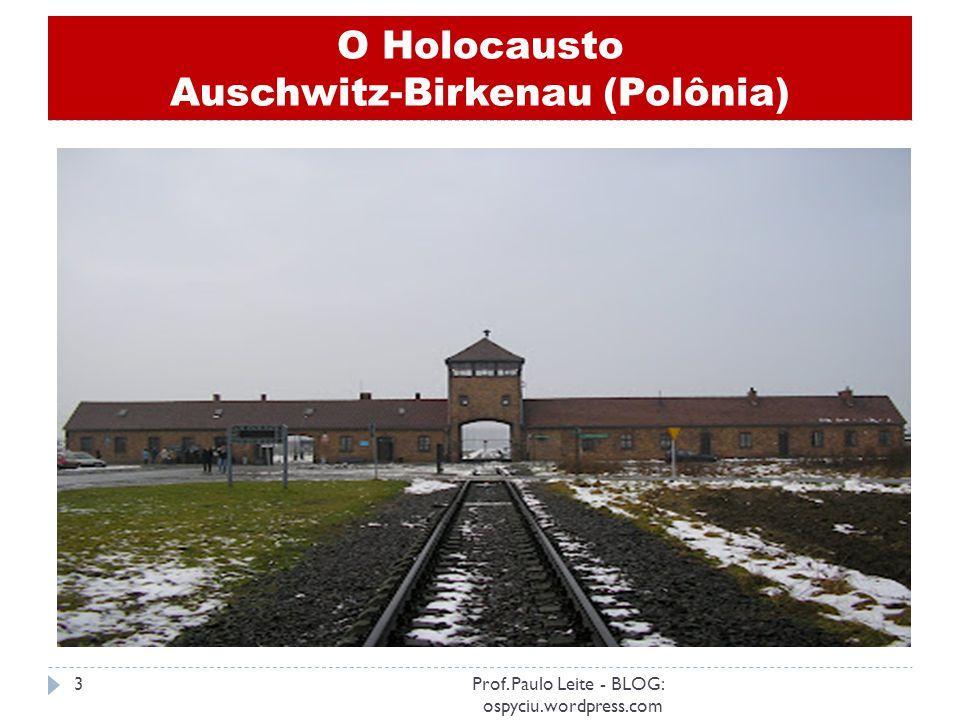 O Holocausto Auschwitz-Birkenau (Polônia)