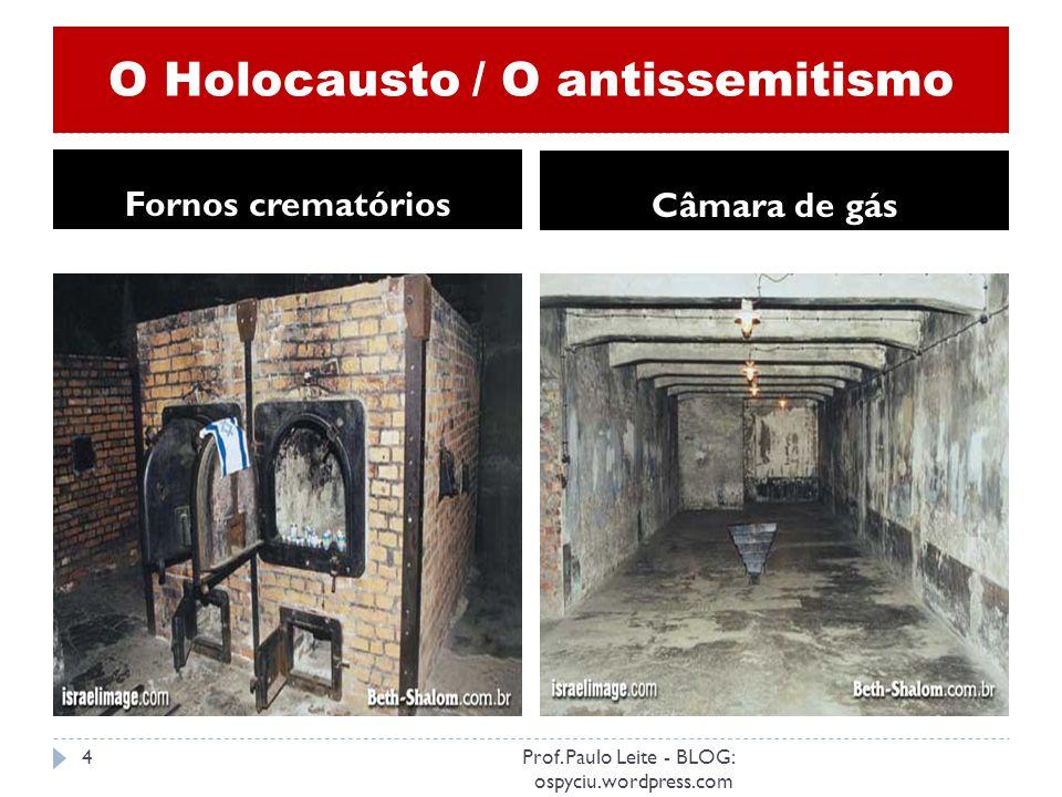 O Holocausto / O antissemitismo