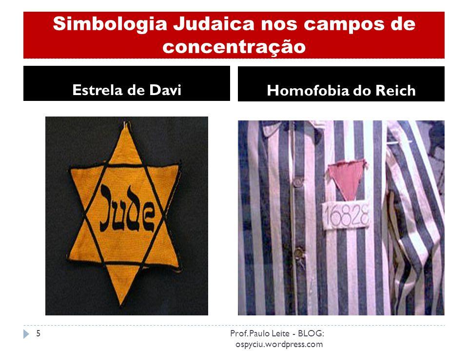 Simbologia Judaica nos campos de concentração