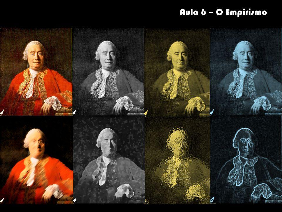 Aula 6 – O Empirismo Pontos a ampliar