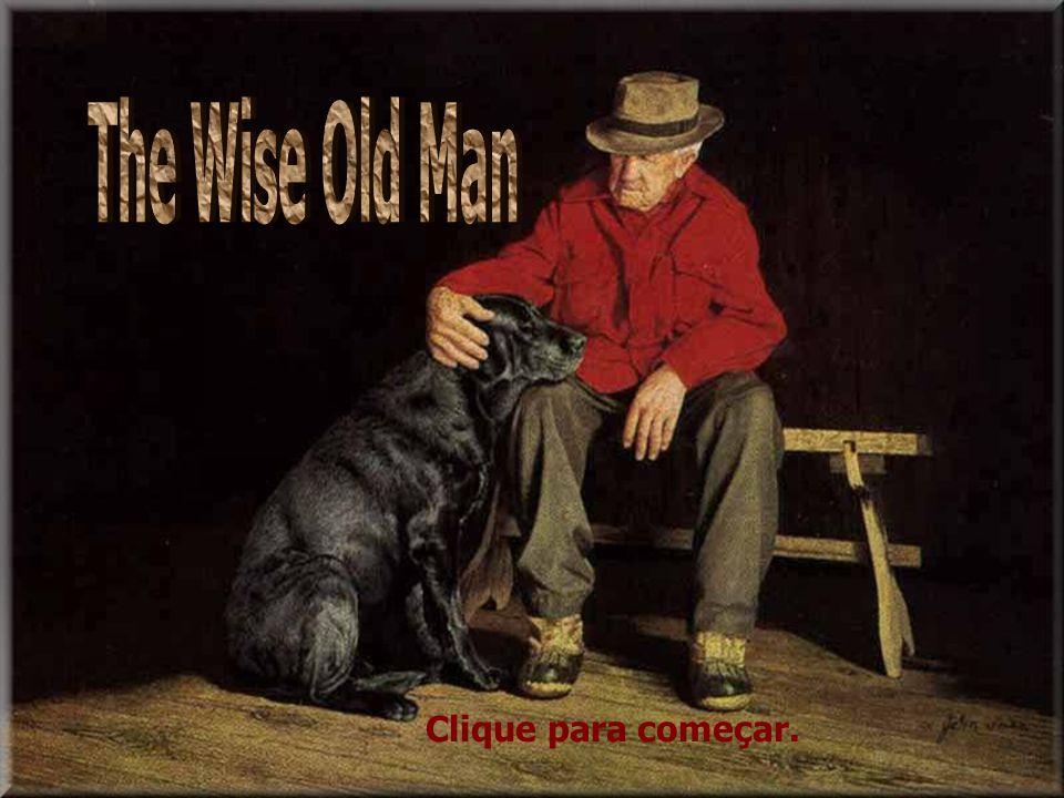 The Wise Old Man Clique para começar.