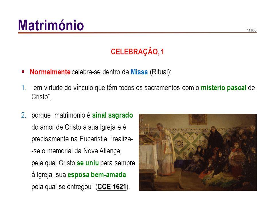 Matrimónio CELEBRAÇÂO, 2