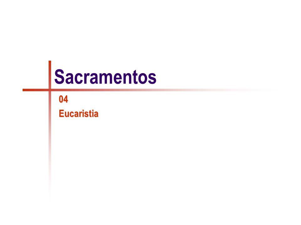 Eucaristia PÁSCOA: a festa mais importante do calendário judeu. Recordam como o.