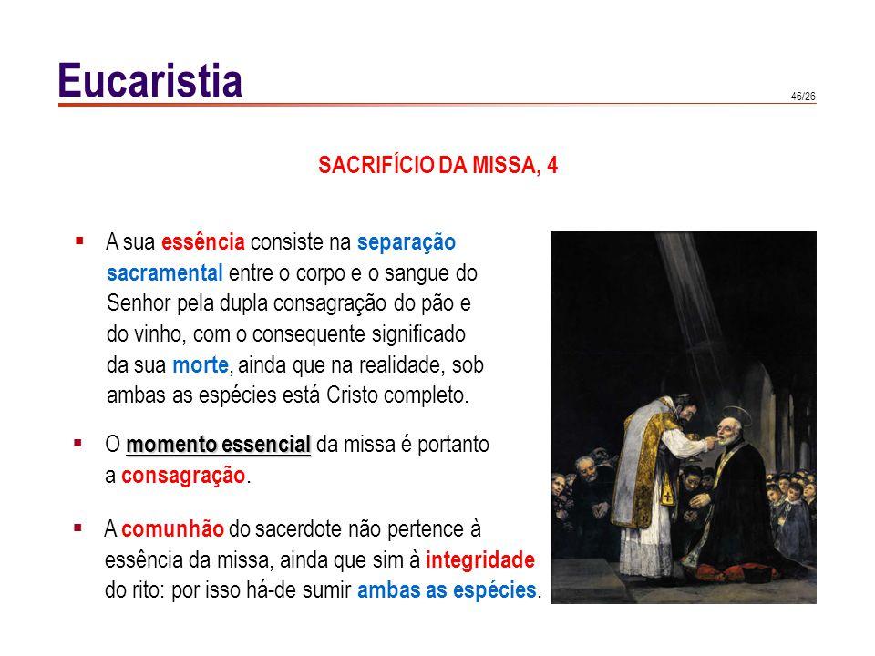 OBRIGAÇÃO DE CELEBRAR MISSA