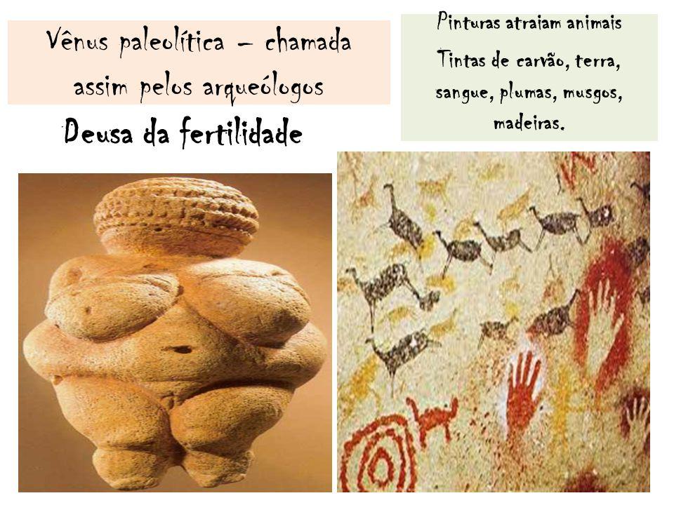 Vênus paleolítica – chamada assim pelos arqueólogos
