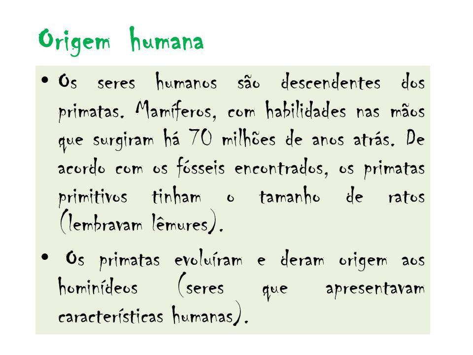Origem humana