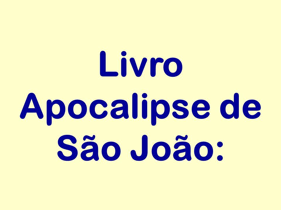 Livro Apocalipse de São João: