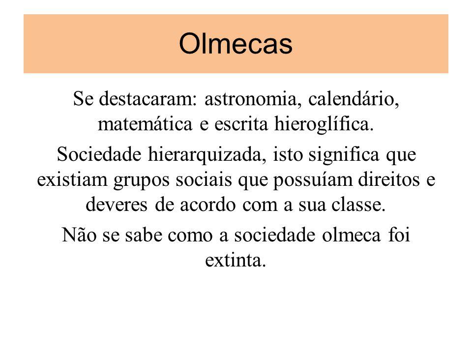 Olmecas