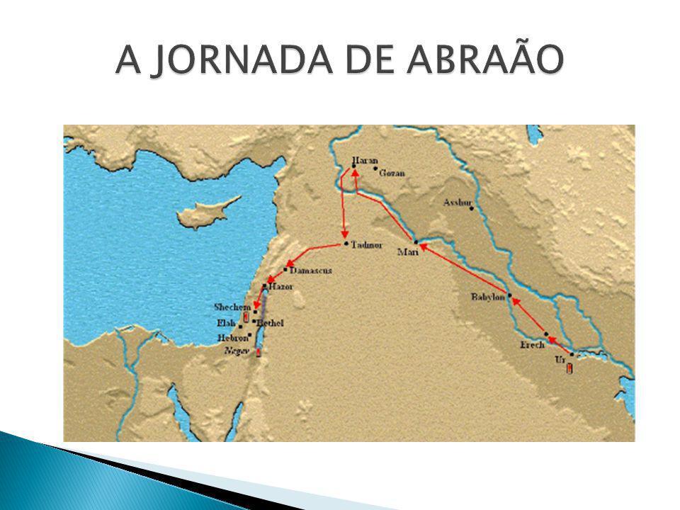 A JORNADA DE ABRAÃO