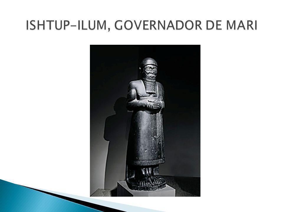 ISHTUP-ILUM, GOVERNADOR DE MARI