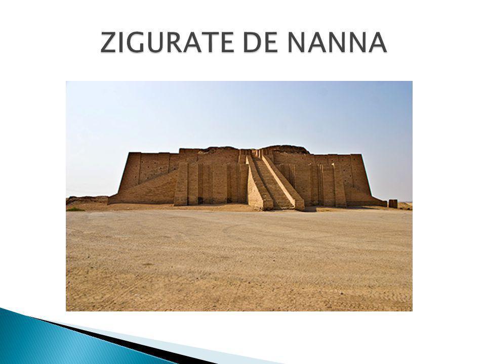 ZIGURATE DE NANNA