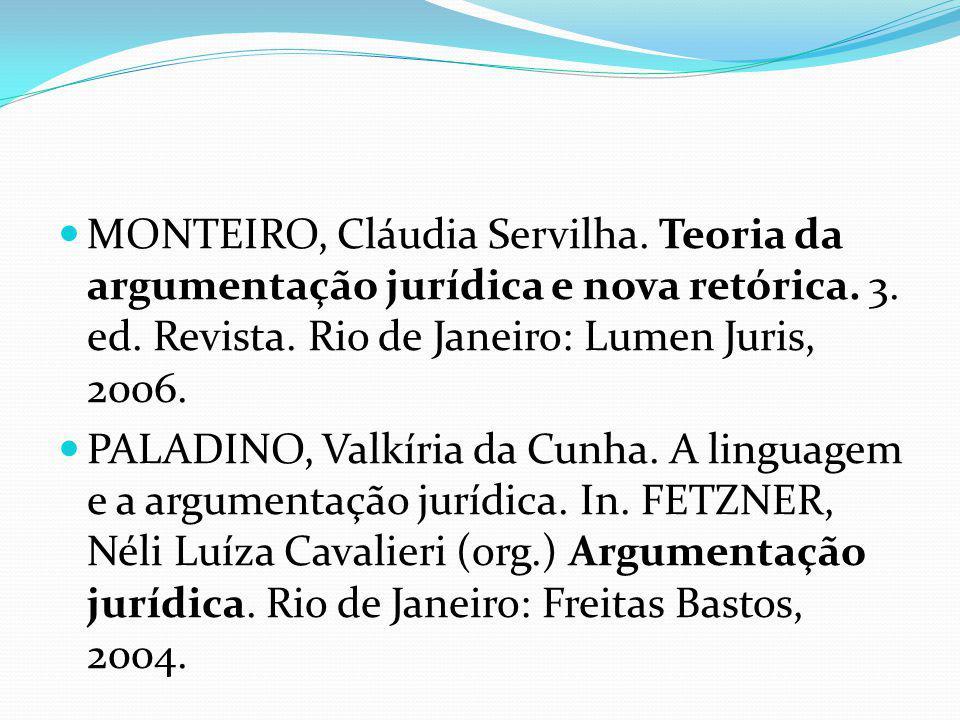 MONTEIRO, Cláudia Servilha