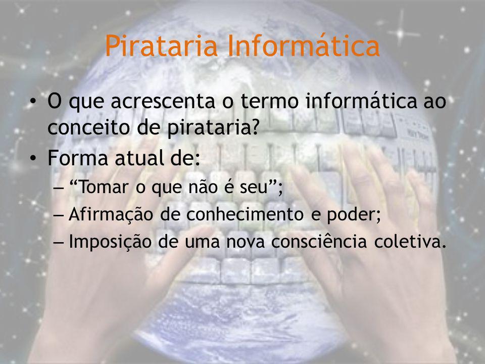 Pirataria Informática