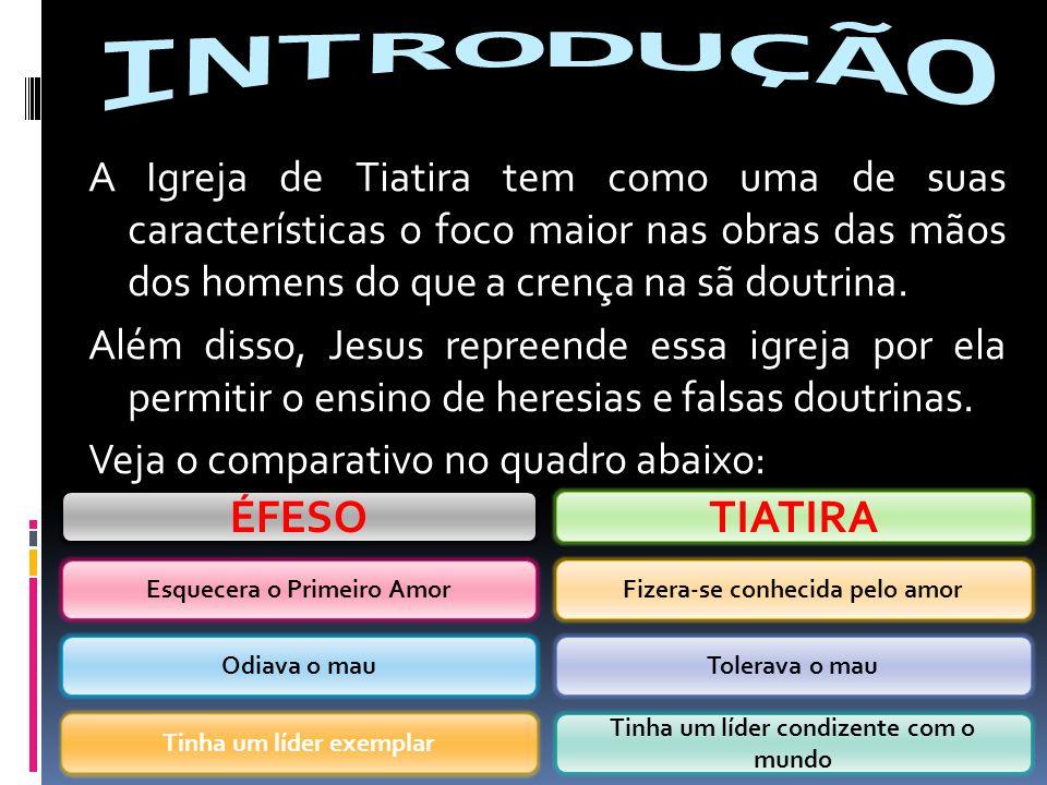 INTRODUÇÃO ÉFESO TIATIRA