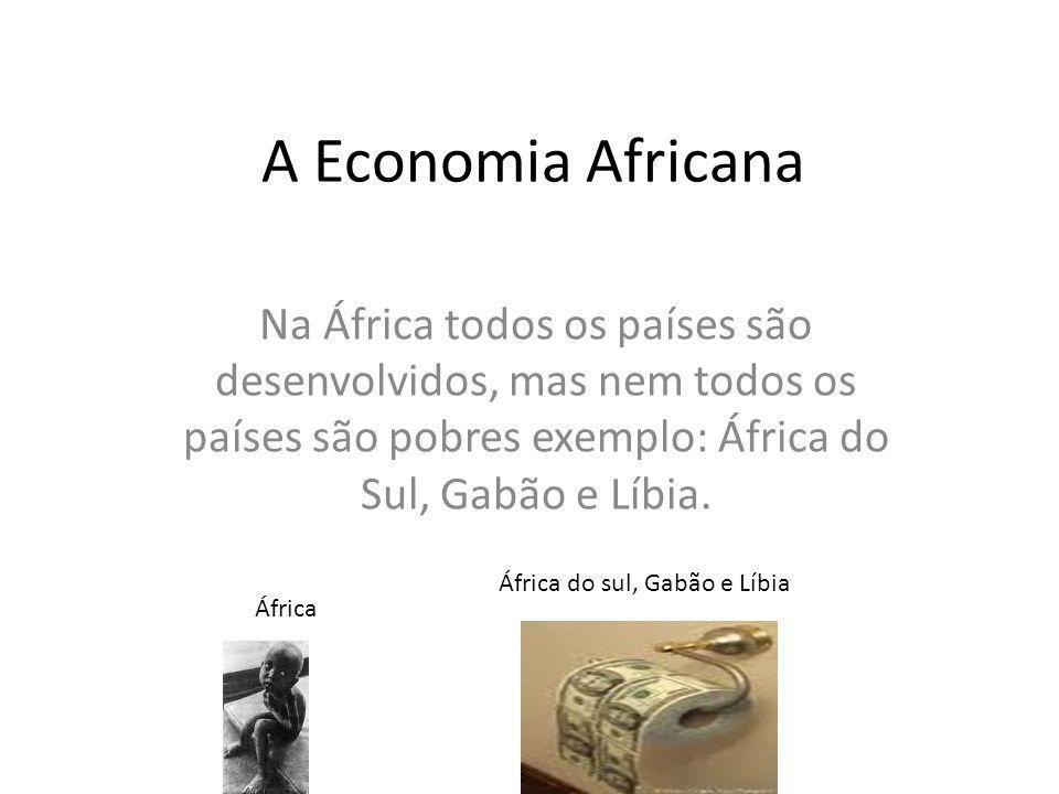 África do sul, Gabão e Líbia