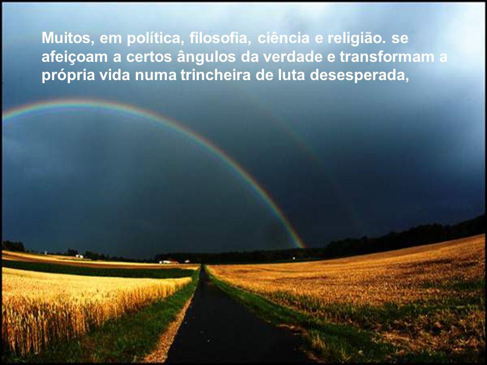 Muitos, em política, filosofia, ciência e religião