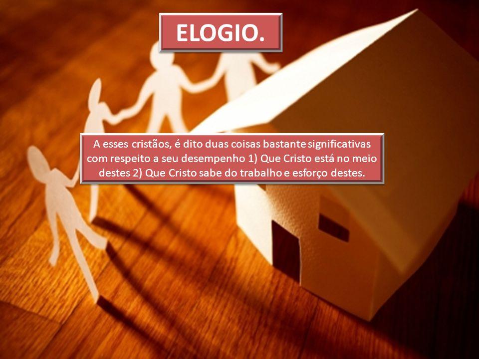 ELOGIO.