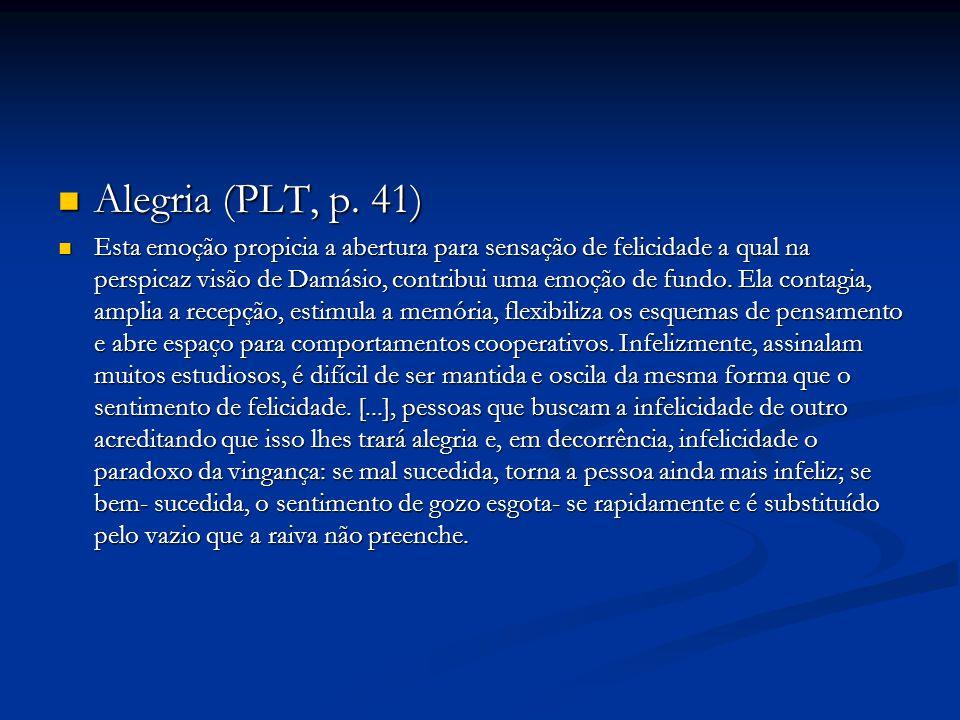 Alegria (PLT, p. 41)