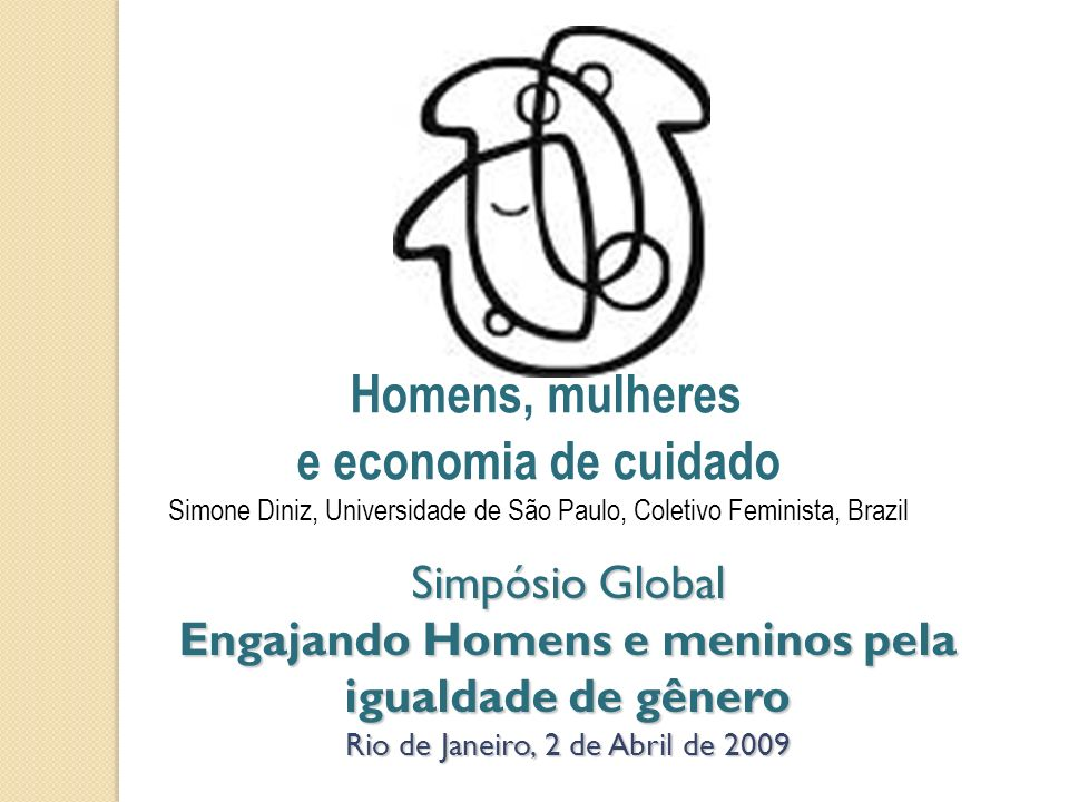 Simone Diniz, Universidade de São Paulo, Coletivo Feminista, Brazil
