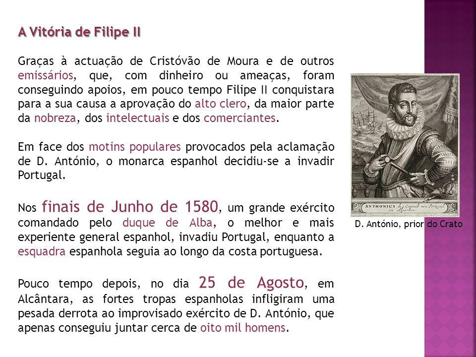 A Vitória de Filipe II