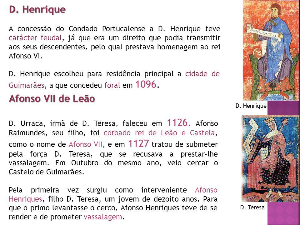 D. Henrique Afonso VII de Leão