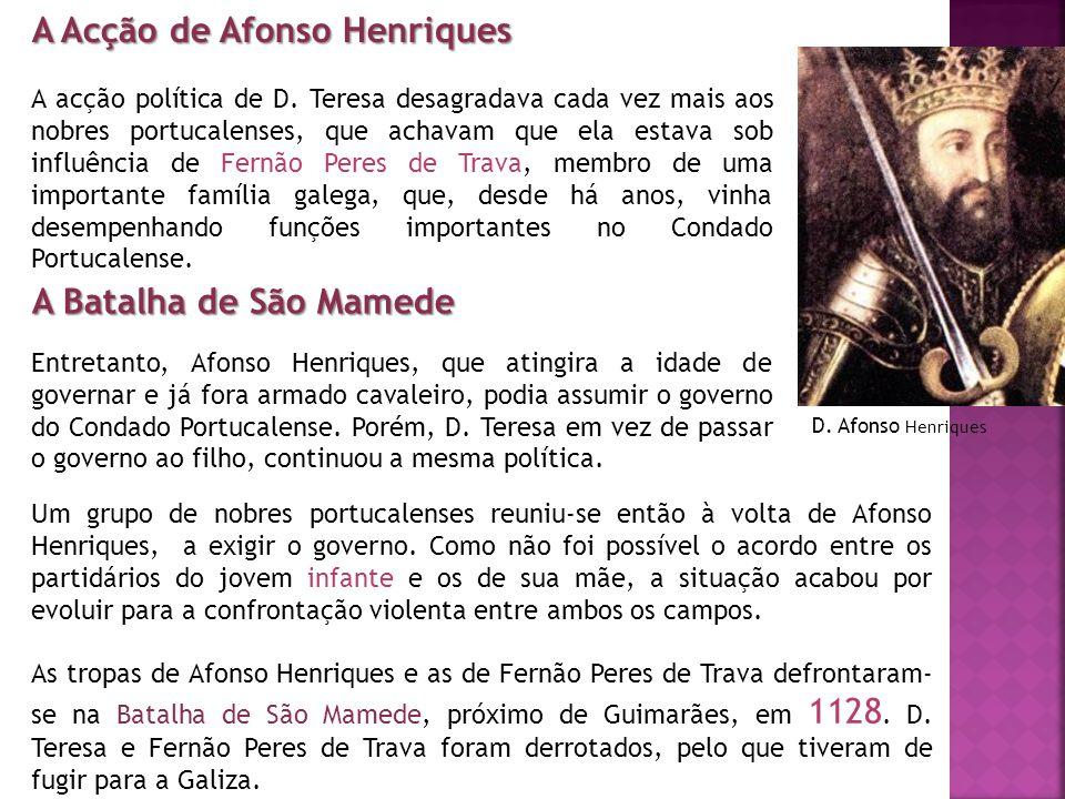 A Acção de Afonso Henriques