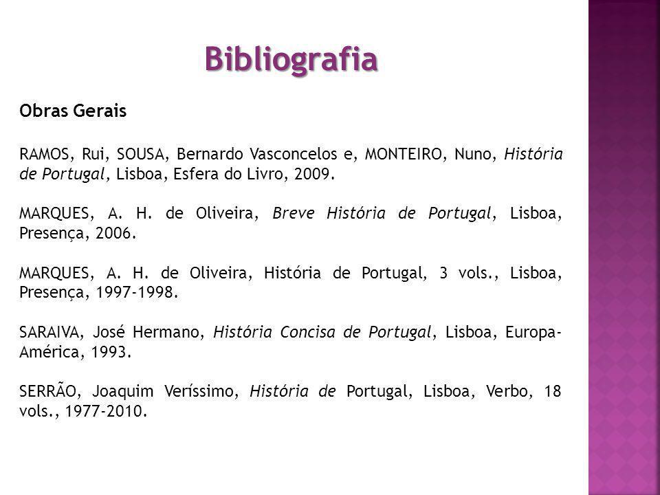Bibliografia Obras Gerais