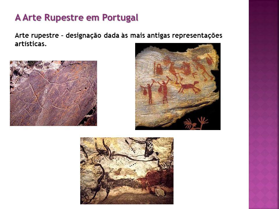 A Arte Rupestre em Portugal