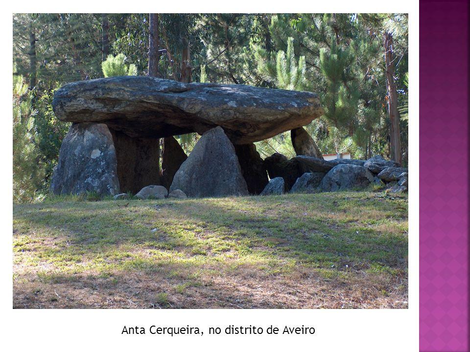 Anta Cerqueira, no distrito de Aveiro