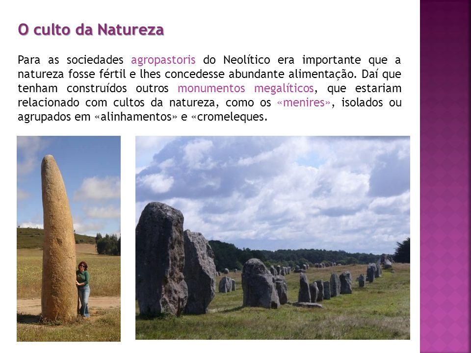 O culto da Natureza