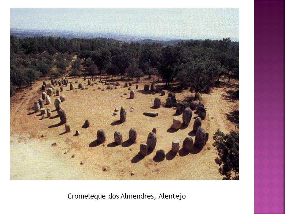 Cromeleque dos Almendres, Alentejo