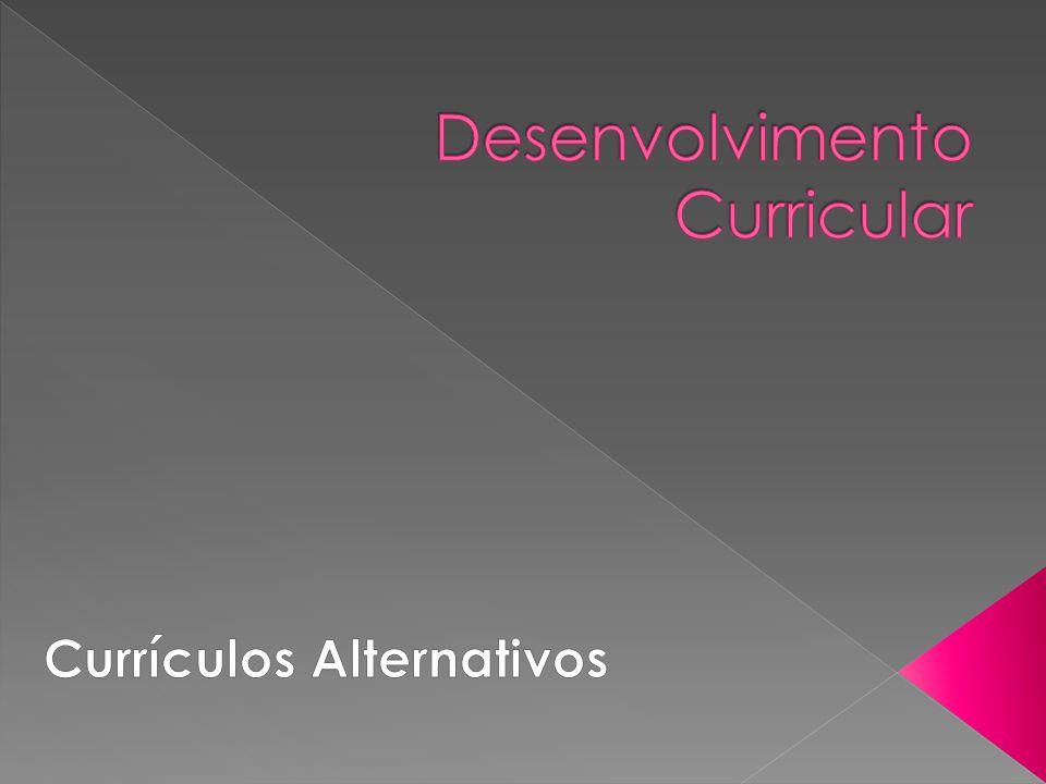 Desenvolvimento Curricular