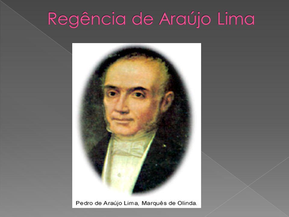 Regência de Araújo Lima
