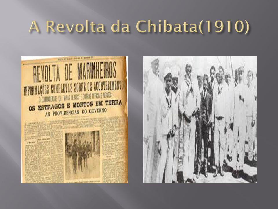 A Revolta da Chibata(1910)