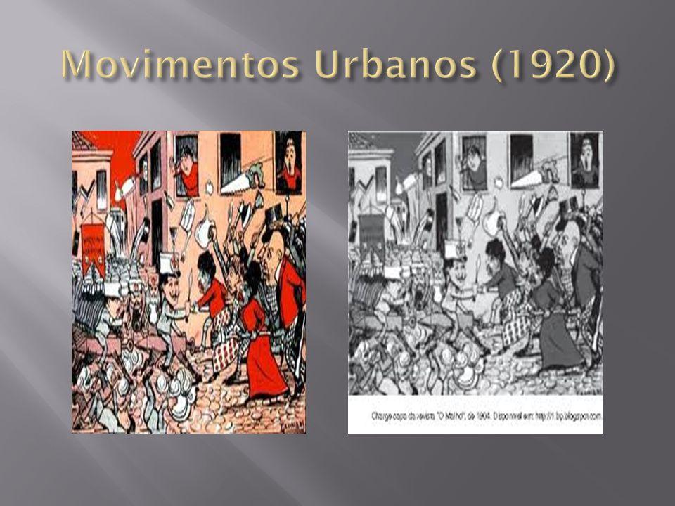Movimentos Urbanos (1920)