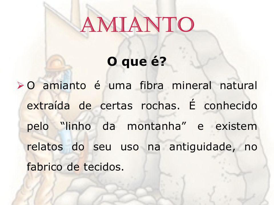 Amianto O que é
