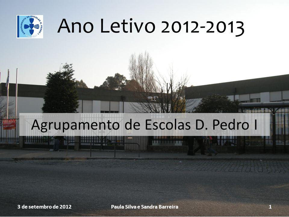 Agrupamento de Escolas D. Pedro I