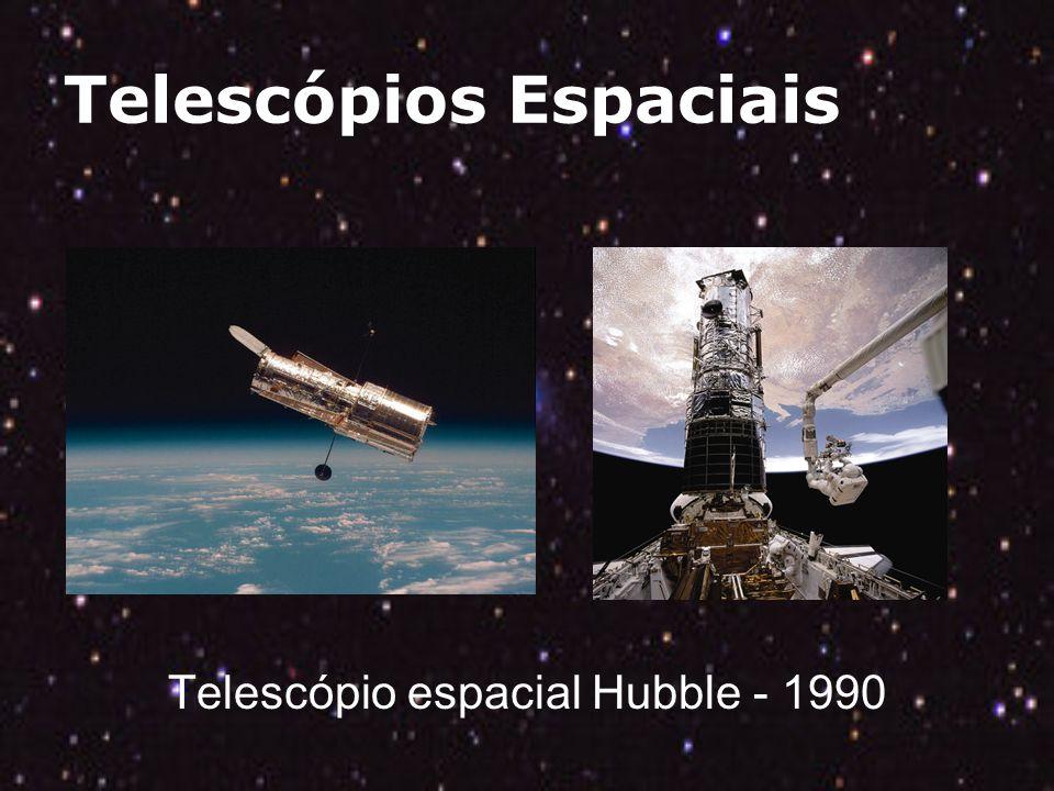 Telescópios Espaciais